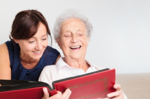 Caregivers can celebrate life with hospice patients through storytelling