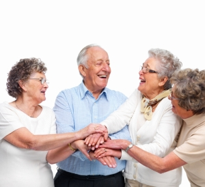 Caregiving may be easier with support from other caregivers
