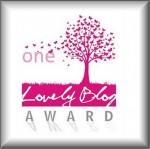 Caring with Confidence Receives One Lovely Blog Award