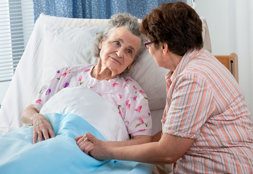 Speech therapists can help you and your loved one cope with speech loss in hospice