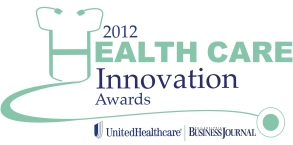 Philadelphia Business Journal 2012 Health Care Innovation Awards