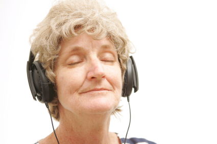 Quieting the mind - stress reduction for hospice caregivers