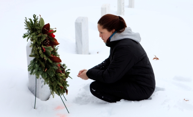 Finding meaning in the last day of life--even on a holiday
