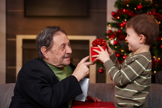 Helping hospice patients to give is a gift