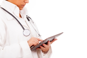 Paperless practice in hospice care
