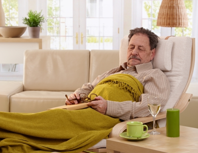 Why is my loved one so tired since he started hospice?